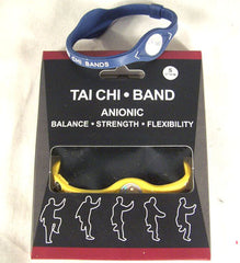 HOLOGRAM TAI CHI BALANCE BRACELETS (Sold by the piece) -* CLOSEOUT ONLY 50 CENTS EA