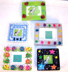NOVELTY PICTURE FRAMES (Sold by the dozen) -* CLOSEOUT ONLY 10 CENTS EA
