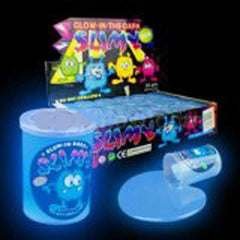 GLOW IN THE DARK SLIME (Sold by the dozen)