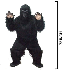 PROFESSIONAL GORILLA SUIT (Sold by the piece)  *-CLOSEOUT NOW $60 EA