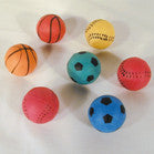 HIGH BOUNCE SPORTS BALLS (Sold by the dozen)