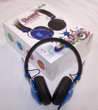 BLAST DJ STEREO HEADPHONE EAR PHONES HEAD SET ( SOLD BY THE PIECE )