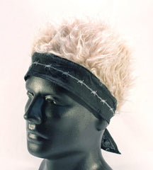 BILLY BOB BANDANA BLONDE HAIR (Sold by the piece)