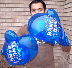 LARGE BANG BANG BOXING GLOVES INFLATE (Sold by the pair)
