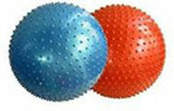9 INCH LARGE KNOBBY BALLS  (Sold by the dozen) *- CLOSEOUT 75 CENTS EA