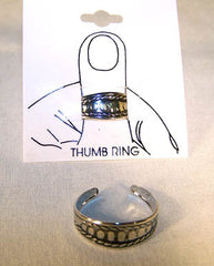 THUMB RINGS (Sold by the dozen)