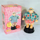 MR HORNY WIGGLE PANTS DANCING MAN (Sold by the piece) -* CLOSEOUT ONLY $ 2.50 EA