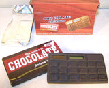 CHOCOLATE SOLAR CALCULATOR (Sold by the dozen)
