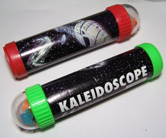 GLOW IN THE DARK KALEIDOSCOPE (Sold by the dozen)