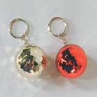 DISCO BALL KEY CHAIN (Sold by the dozen)