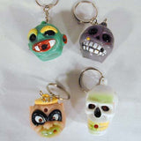 MONSTER GOOP KEY CHAINS (Sold by the dozen)