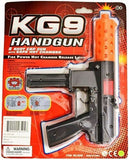 KG-9 8 SHOT CAP MACHINE GUN (Sold by the piece or dozen) *- CLOSEOUT $ 1.50 EA
