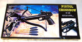 80 POUND CROSSBOW PISTOL  (Sold by the piece) CLOSEOUT $ 12.50 EA