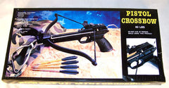 80 POUND CROSSBOW PISTOL  (Sold by the piece)