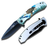 EAGLE STAINLESS STEEL HUNTING KNIFE ( sold by the piece )