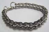 LADIES BIKE / MOTORCYCLE CHAIN BRACELET (Sold by the piece or dozen)