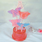 ANGEL ACRYLIC DANCING LAMP (Sold by the piece)