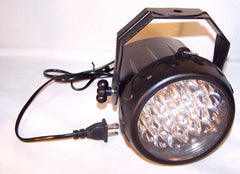 LARGE ROUND LED STROBE LIGHT (Sold by the piece) CLOSEOUT $ 16.50 EA