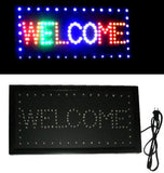 LED WELCOME SIGN (Sold by the piece)