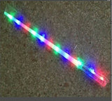 COMPLETE LED RAINBOW SWORD & HANDLE (Sold by the dozen)