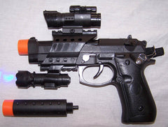 M9 TACTICAL COMBAT PISTOL ( sold by the piece )
