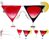 MARTINI PARTY GLASSES (Sold by the piece or dozen )