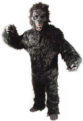 GORILLA SCARY MONKEY SUIT (Sold by the piece) -* CLOSEOUT NOW ONLY $65