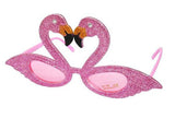FLAMINGO PARTY GLASSES (Sold by the piece or dozen )