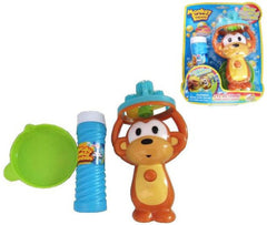 MONKEY BUBBLE BLOWER MACHINE ( sold by the piece )