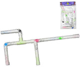 PAINT SPLAT MINI MARSHMALLOW GUN 22 INCH SHOOTERS (Sold by the piece or dozen ) *- CLOSEOUT as low as $ 3.50 EACH