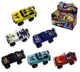 DIECAST METAL MONSTER BIG WHEEL TRUCKS (Sold by the dozen)