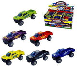 DIECAST METAL PICK UP TOY TRUCKS (Sold by the dozen)