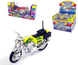 DIECAST METAL STREET MOTORCYCLES (Sold by the piece or dozen) * CLOSEOUT NOW $ 1 EA