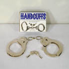 METAL HANDCUFFS (Sold by the dozen)