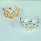 KIDS JEWEL TIARA TIERRA CROWNS (Sold by the dozen)