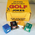 ASSORTED TRICK GOLF BALLS (Sold by the dozen)
