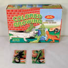 GROWING LIZARDS (Sold by the dozen)