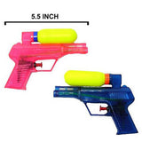 MINI SINGLE TANK WATER GUN (Sold by the dozen)
