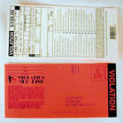 $100 DOLLAR PARKING VIOLATIONS (Sold by the dozen) -* CLOSEOUT NOW 25 CENTS EA