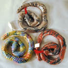 LARGE METALLIC SNAKE SAND PET (Sold by the piece) -* CLOSEOUT NOW $2 EA
