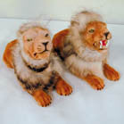 MOVING BOBBLE HEAD LIONS (Sold by the dozen)