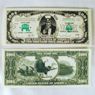 2004 VICTORY BILL - FAKE MONEY (Sold by the DOZEN padS of 25 bills) NOW ONLY 50 CENTS PER PAD