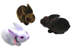 MOVING BOBBLE HEAD BUNNY RABBITS (Sold by the dozen) *- CLOSEOUT NOW $ 1 EA