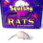 SQUISHY SPLAT RATS (Sold by the dozen) -* CLOSEOUT NOW ONLY 50 CENTS EA