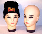 HEAD DISPLAYS  (Sold by the piece)