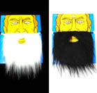 FAKE BEARDS (Sold by the PIECE OR dozen)