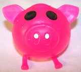 AMAZING SPLAT NOVELTY PIG (Sold by the dozen)