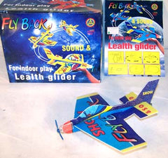 FLY BACK SOUND AIRPLANE GLIDERS (Sold by the dozen)