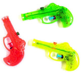 PIRATE SQUIRT 5 INCH TOY GUNS (Sold by the dozen) CLOSEOUT NOW ONLY 25 CENTS EA