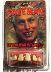 CAVEMAN BILLY BOB TEETH  (Sold by the piece)